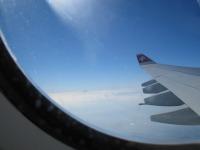 Mont Fuji vu de l'avion