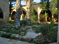 Jardins - Monastère d'Agia Napa