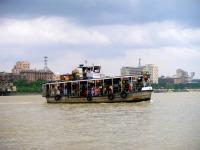 Navette fluviale, Calcutta