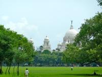 Victoria's memorial, Calcutta
