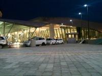 Aéroport de Delhi, endroit honni